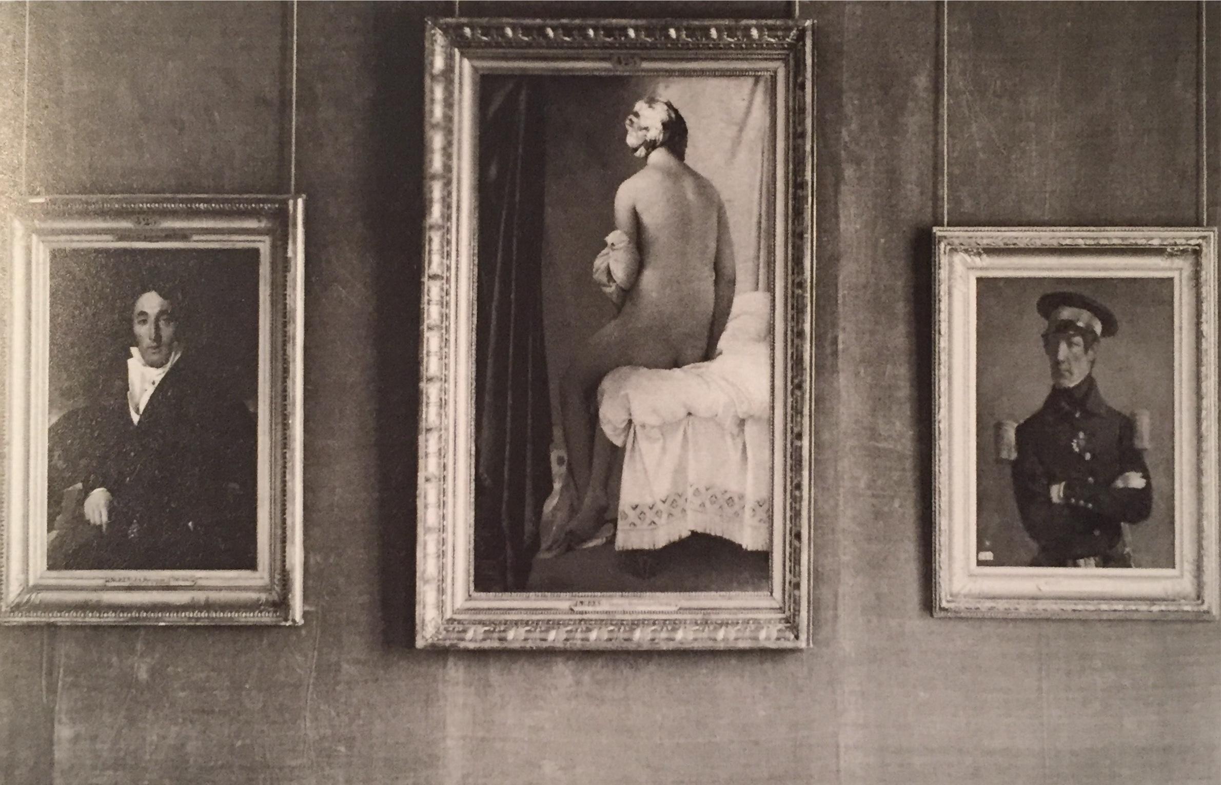 Sto godina francuskog slikarstva: od Davida do Sezana