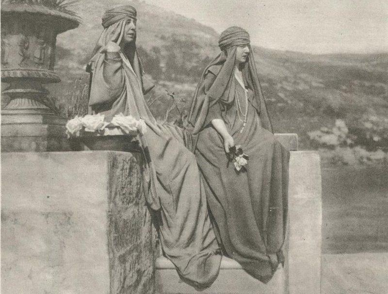 Kraljica Marija Karađorđević i Rumunska Kraljica Marija u Dubrovniku