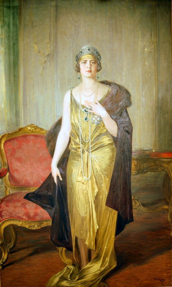 Kraljica Marija - Paja Jovanović