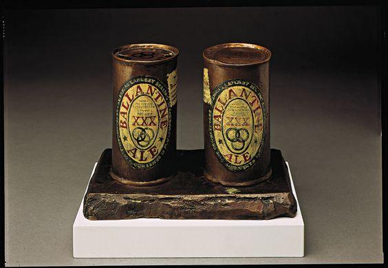 """Džasper Džouns: """"Bronzana skulptura"""""""