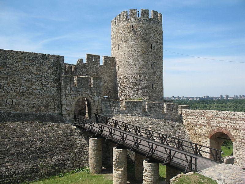 Despotova kula na Beogradskoj tvrđavi
