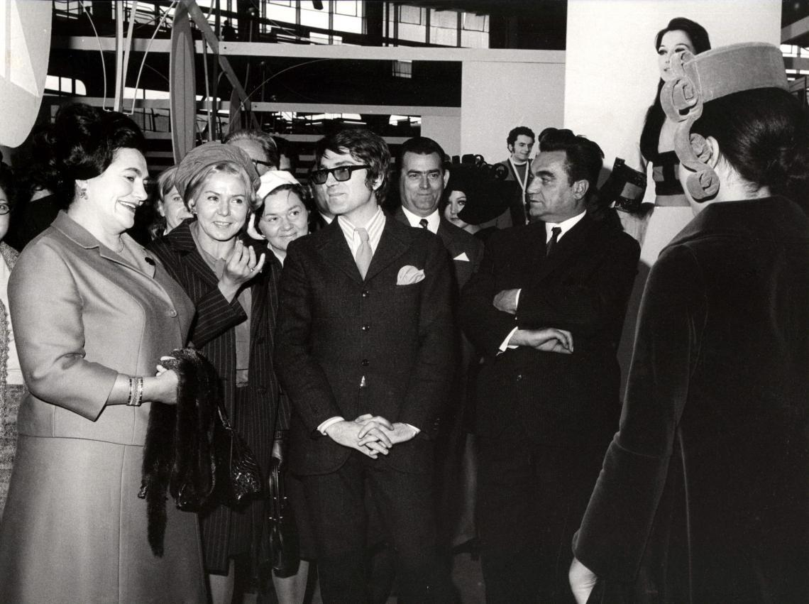 Aleksandar Joksimović i Jovanka Broz
