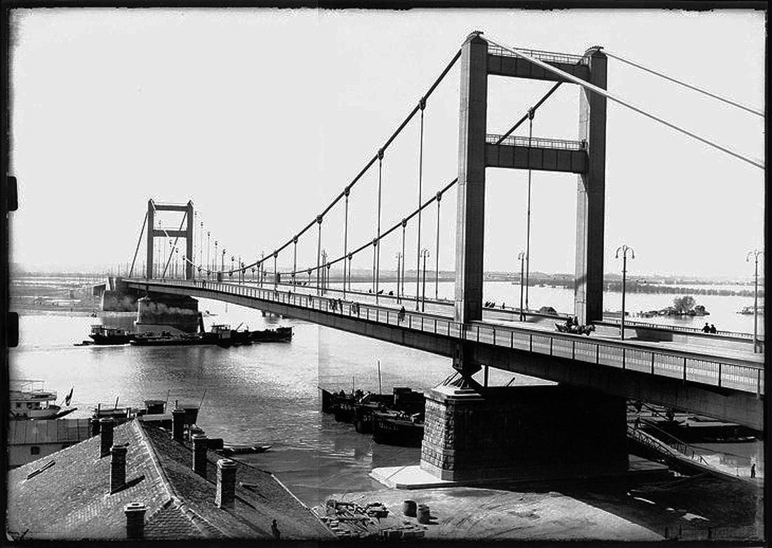 Most kralja Aleksandra I Krađorđevića (1929-1934)